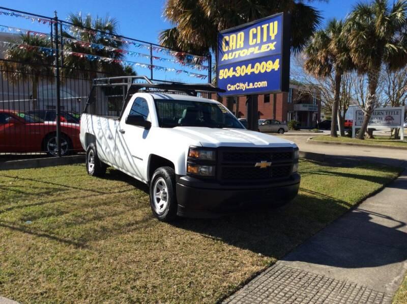 2014 Chevrolet Silverado 1500 for sale at Car City Autoplex in Metairie LA