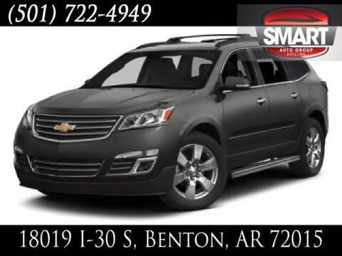2014 Chevrolet Traverse for sale at Smart Auto Sales of Benton in Benton AR