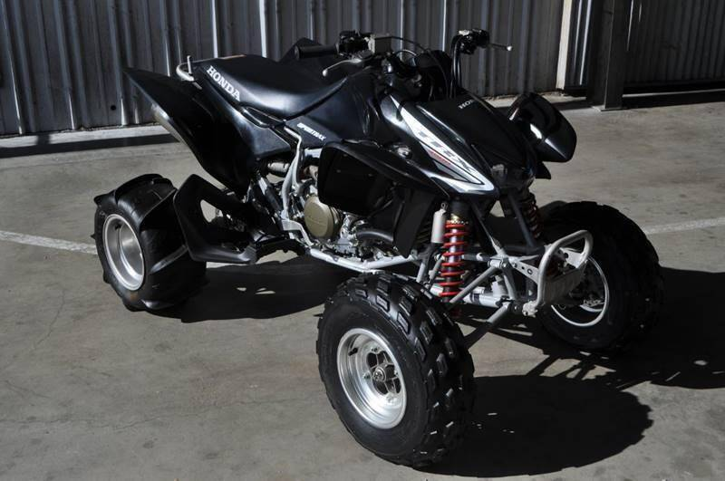 2005 Honda TRX 450R for sale at Auto Source in Banning CA