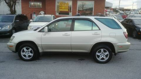 1999 Lexus RX 300 for sale at Lewis Used Cars in Elizabethton TN