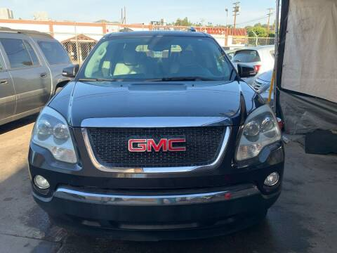 2007 GMC Acadia for sale at Aria Auto Sales in El Cajon CA