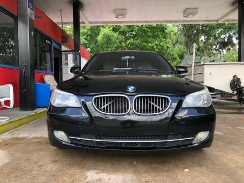 2010 BMW 5 Series for sale at Louie's Auto Sales in Leesburg FL