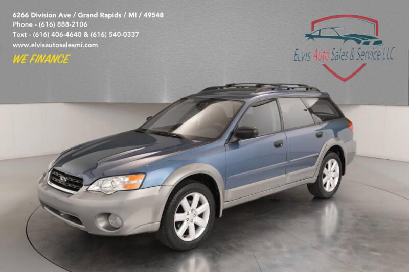2006 Subaru Outback for sale at Elvis Auto Sales LLC in Grand Rapids MI