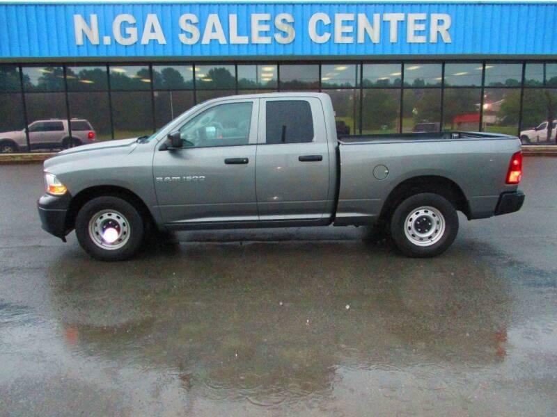 2012 RAM Ram Pickup 1500 for sale at NORTH GEORGIA Sales Center in La Fayette GA