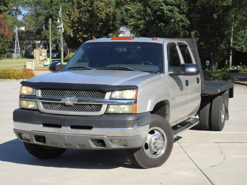 2004 Chevrolet Silverado 3500 for sale at Ritz Auto Group in Dallas TX