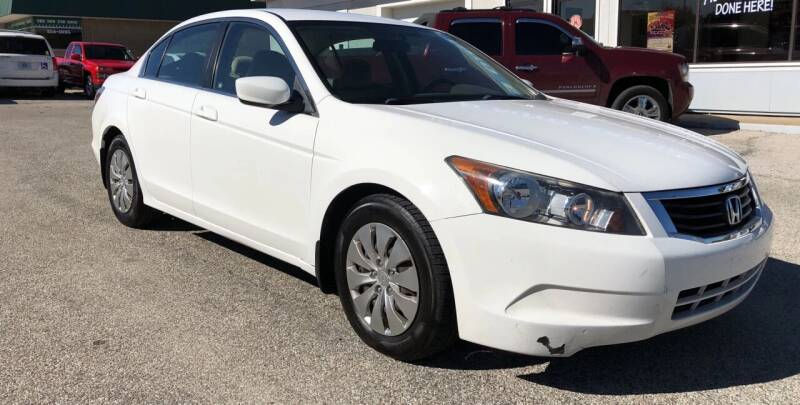 2010 Honda Accord for sale at Perrys Certified Auto Exchange in Washington IN