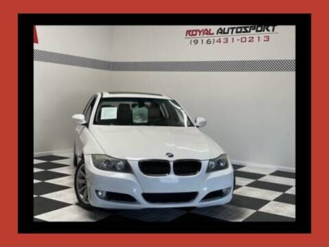 2009 BMW 3 Series for sale at Royal AutoSport in Sacramento CA