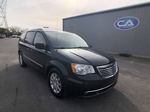 2014 Chrysler Town and Country for sale at ADKINS CITY AUTO in Murfreesboro TN
