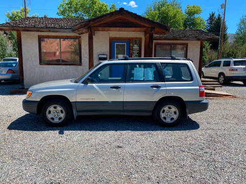 2001 Subaru Forester for sale at Sawtooth Auto Sales in Hailey ID