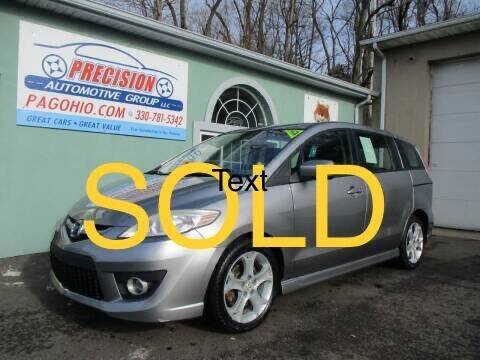 2010 Mazda MAZDA5 for sale at Precision Automotive Group in Youngstown OH