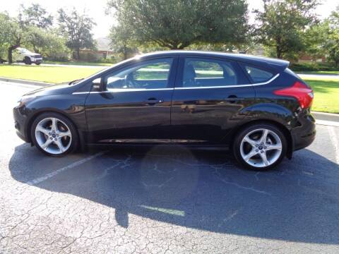 2013 Ford Focus for sale at BALKCUM AUTO INC in Wilmington NC