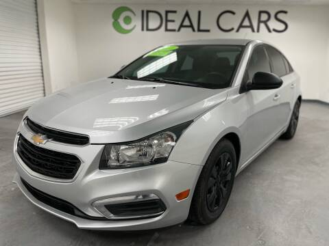 2016 Chevrolet Cruze Limited for sale at Ideal Cars Apache Junction in Apache Junction AZ