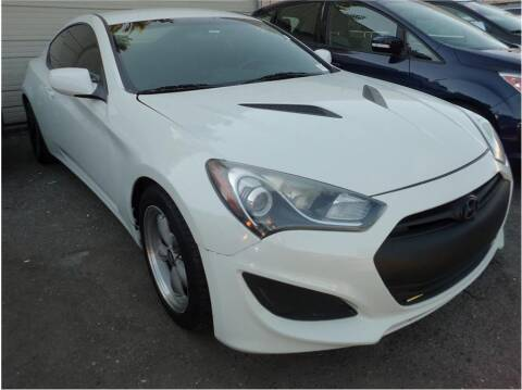 2013 Hyundai Genesis Coupe for sale at Klean Carz in Seattle WA