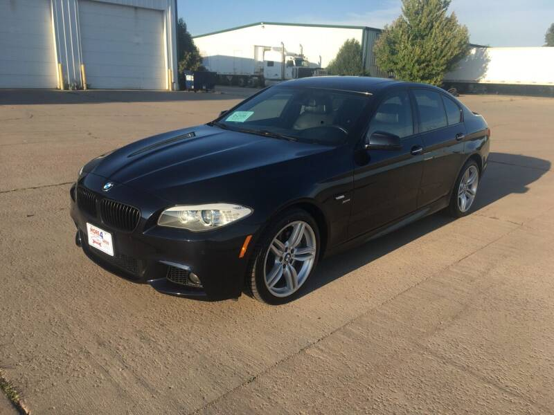 2011 BMW 5 Series for sale at More 4 Less Auto in Sioux Falls SD
