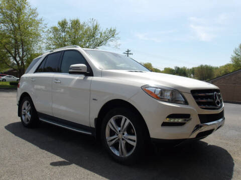 2012 Mercedes-Benz M-Class for sale at TAPP MOTORS INC in Owensboro KY