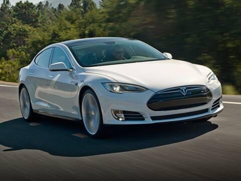 2016 Tesla Model S for sale at BASNEY HONDA in Mishawaka IN