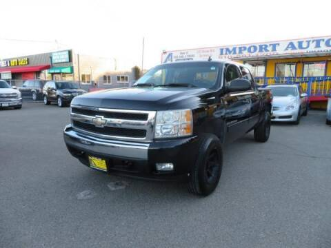2007 Chevrolet Silverado 1500 for sale at Import Auto World in Hayward CA