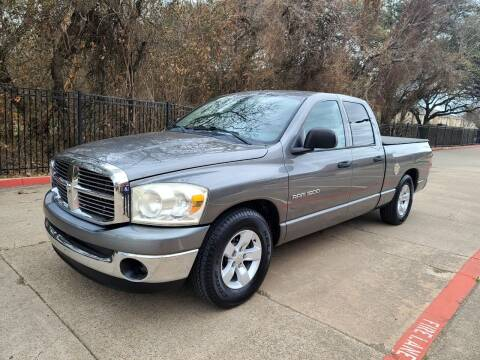 2007 Dodge Ram Pickup 1500 for sale at DFW Autohaus in Dallas TX