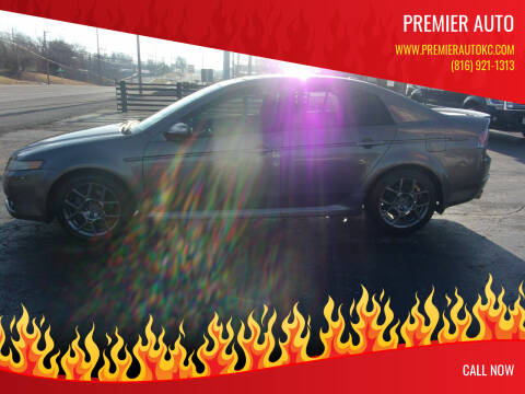 2007 Acura TL for sale at Premier Auto in Independence MO