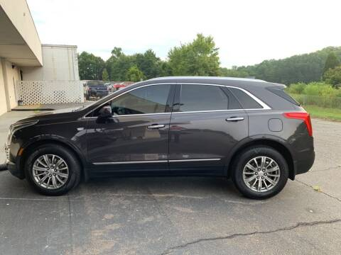 2017 Cadillac XT5 for sale at Smart Chevrolet in Madison NC