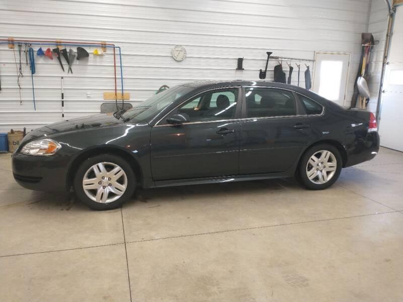 2013 Chevrolet Impala for sale at Dakota Sales & Equipment in Arlington SD