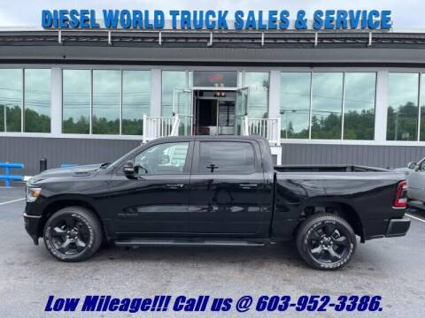 2019 RAM Ram Pickup 1500 for sale at Diesel World Truck Sales in Plaistow NH