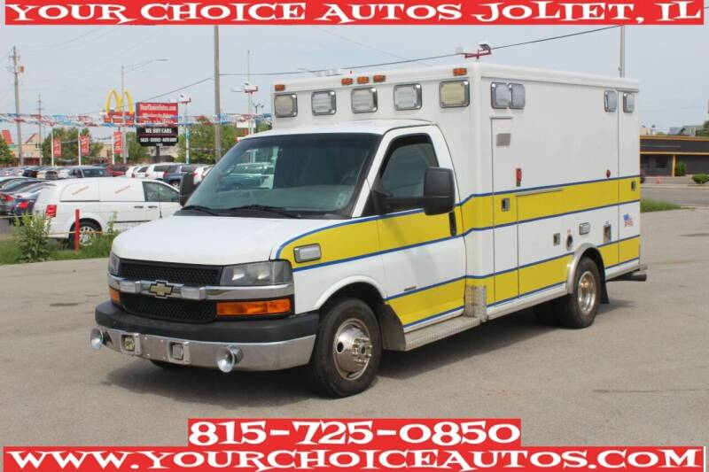 2014 Chevrolet Express Cutaway for sale at Your Choice Autos - Joliet in Joliet IL