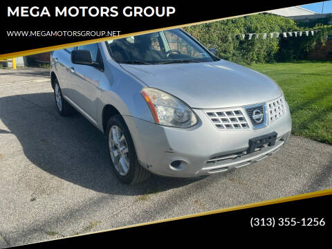 2010 Nissan Rogue for sale at MEGA MOTORS GROUP in Redford MI