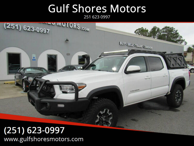 2016 Toyota Tacoma for sale at Gulf Shores Motors in Gulf Shores AL