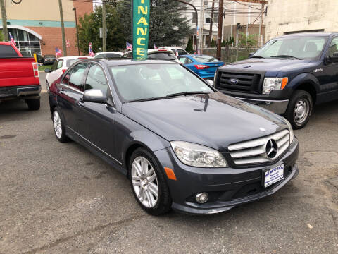 2008 Mercedes-Benz C-Class for sale at 103 Auto Sales in Bloomfield NJ