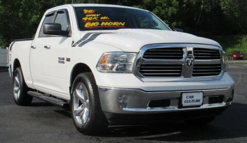 2015 RAM Ram Pickup 1500 for sale at Car Culture in Warren OH