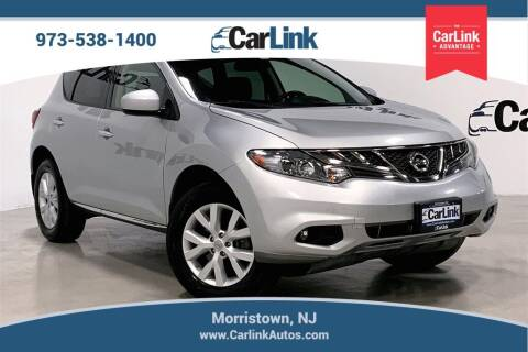 2014 Nissan Murano for sale at CarLink in Morristown NJ