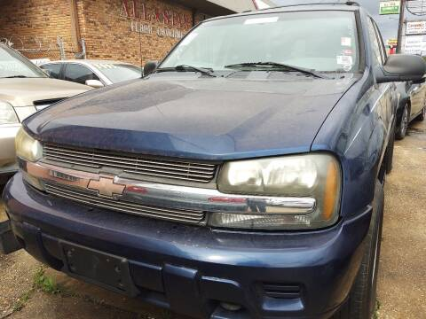 2004 Chevrolet TrailBlazer for sale at Best Auto Sales in Baton Rouge LA