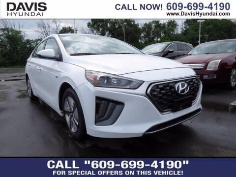 2020 Hyundai Ioniq Hybrid for sale at Davis Hyundai in Ewing NJ