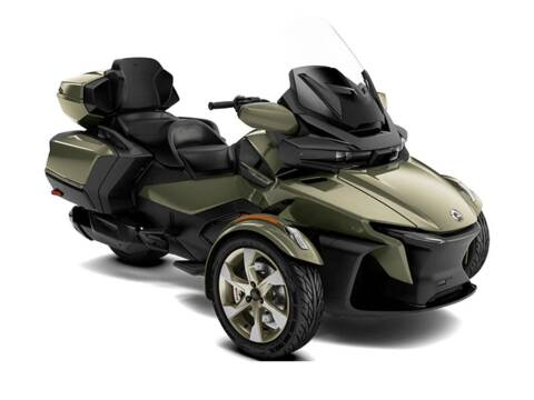 2021 Can-Am Spyder® RT Sea To Sky SE6 for sale at Head Motor Company - Head Indian Motorcycle in Columbia MO
