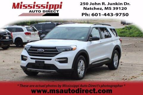 2020 Ford Explorer for sale at Auto Group South - Mississippi Auto Direct in Natchez MS