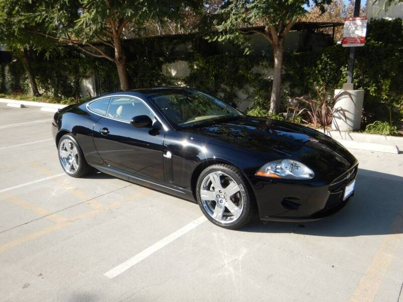 2007 Jaguar XK-Series for sale at California Cadillac & Collectibles in Los Angeles CA
