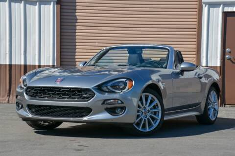 2017 FIAT 124 Spider for sale at Milpas Motors in Santa Barbara CA