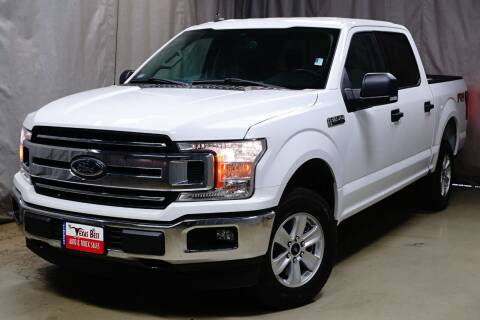 2019 Ford F-150 for sale at Fincher's Texas Best Auto & Truck Sales in Houston TX