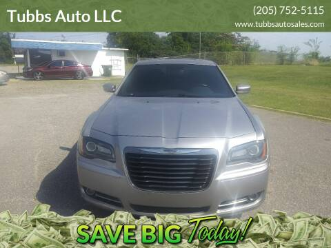 2014 Chrysler 300 for sale at Tubbs Auto LLC in Tuscaloosa AL
