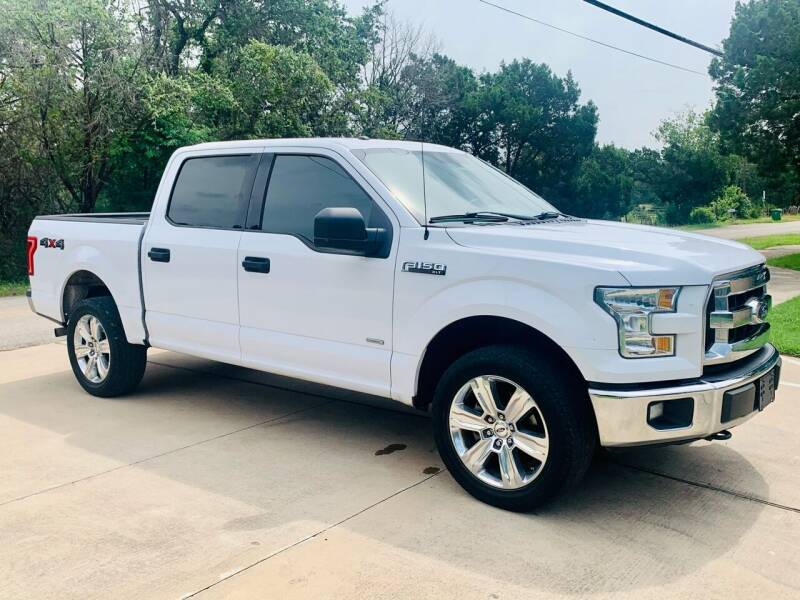 2016 Ford F-150 for sale in Austin, TX