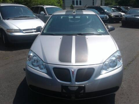 2008 Pontiac G6 for sale at Wilson Investments LLC in Ewing NJ