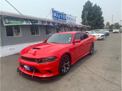 2019 Dodge Charger for sale at AutoDeals in Hayward CA