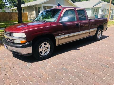 2002 Chevrolet Silverado 1500 for sale at CHECK  AUTO INC. in Tampa FL