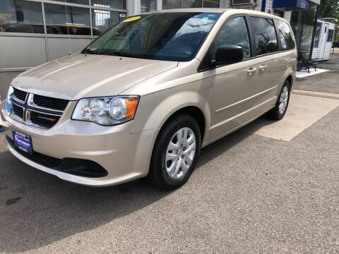 2015 Dodge Grand Caravan for sale at Jack E. Stewart's Northwest Auto Sales, Inc. in Chicago IL