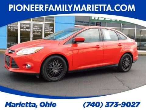 2012 Ford Focus for sale at Pioneer Family preowned autos in Williamstown WV