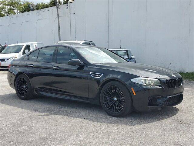 2013 BMW M5 for sale in Hollywood, FL