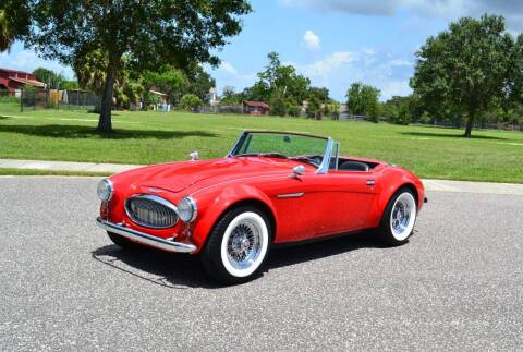 1966 Austin-Healey 3000 MX Replica