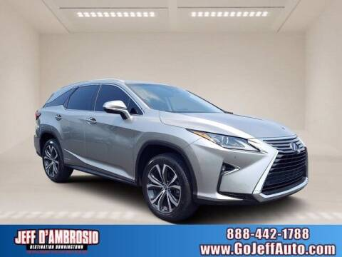 2018 Lexus RX 450hL for sale at Jeff D'Ambrosio Auto Group in Downingtown PA