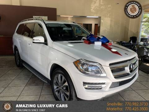 2015 Mercedes-Benz GL-Class for sale at Amazing Luxury Cars in Snellville GA